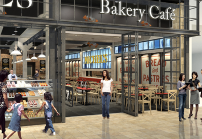 Michel's Bakery Cafe | miron & cies