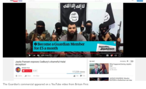 The Guardian Brand Safety YouTube