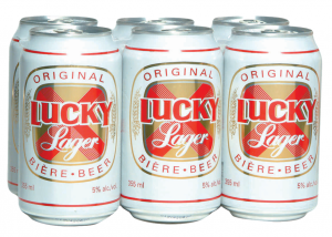 Lucky Lager | miron & cies