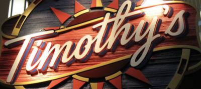 Timothy's World Café | miron & cies