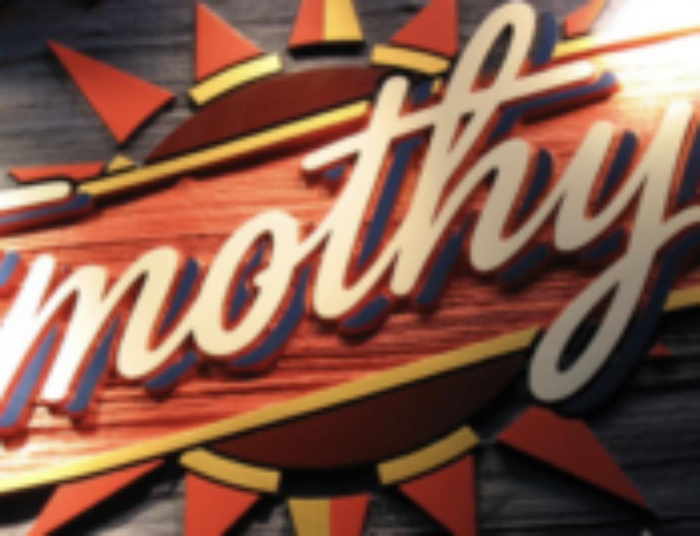 Timothy's World Café