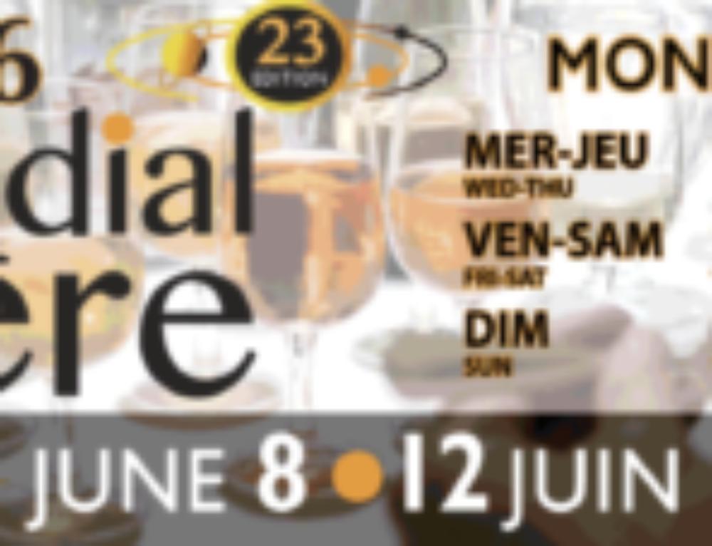 Mondial de la bière de Montréal
