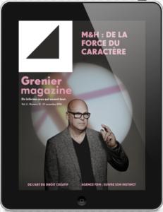 M&H : de la force du caractère | Grenier Mag