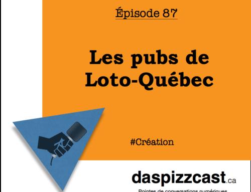 Les pubs de Loto-Québec