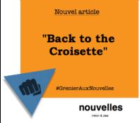 Back to the Croisette | Grenier aux nouvelles