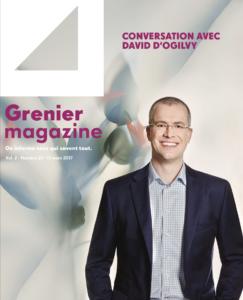 Conversation avec David d'Ogilvy | Grenier Mag