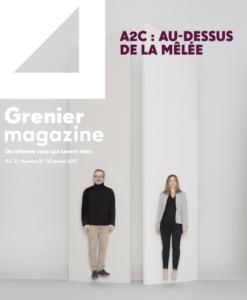 A2C : au-dessus de la mêlée | Grenier Mag