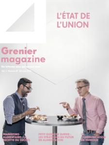 L'état de l'Union | Grenier Mag