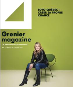 Loto-Quéebec : créer sa propre chance | Grenier Mag