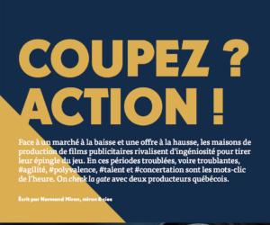 Coupez ? Action ! | Grenier Mag