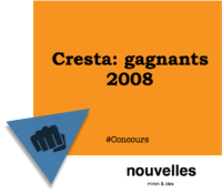 Cresta- gagnants 2008 | miron & cies