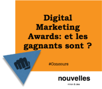 Digital Marketing Awards - et les gagnants sont ? | miron & cies