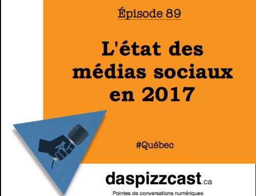 L'état des médias sociaux en 2017