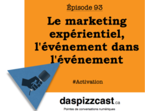Marketing expérientiel, l'événement dans l'événement