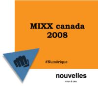 MIXX canada 2008 | miron & cies