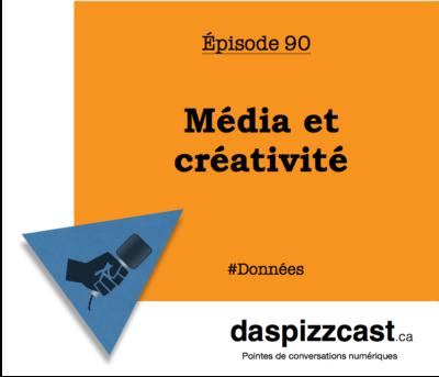 média et créativité - conversation avec l'agence Touché! | daspizzcast.ca