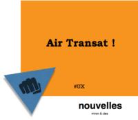 Nouveau Mandat Air Transat   miron & cies