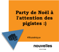 Party de Noël à l'attention des pigistes | miron & cies