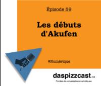 Débuts de l'agence de design akufen | daspizzcast.ca