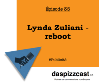 Lynda Zulinai - reboot | daspizzcast.ca