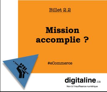 Mission accomplie   digitaline.ca