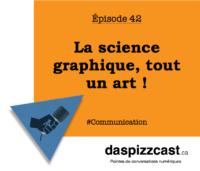 La science graphique, tout un art ! | daspizzcast.ca