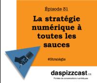 La stratégie numérique à toutes les sauces | daspizzcast.ca