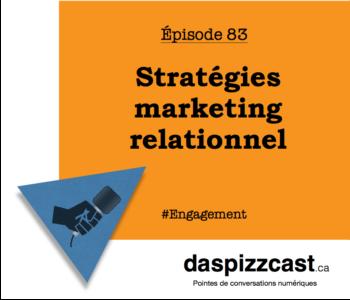 Stratégies marketing relationnel | daspizzcast