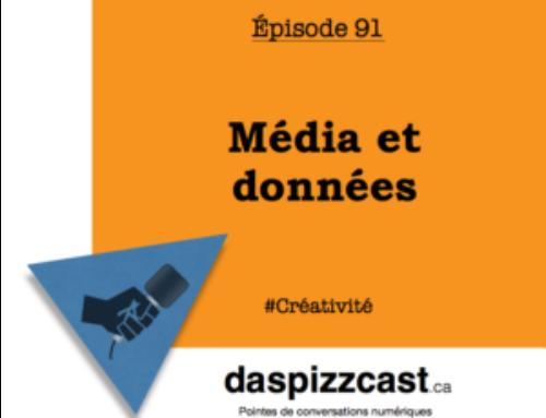 Média et données – conversation avec l'agence Touché!