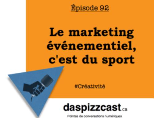 Le marketing événementiel, c'est du sport