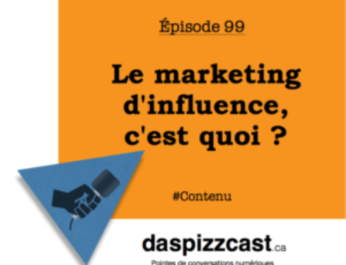 Le marketing d'influence, c'est quoi ?