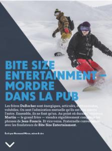 Bite Size Entertainment | daspizzcast.ca