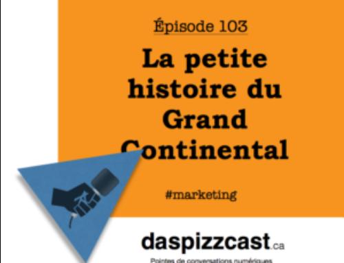La petite histoire du Grand Continental