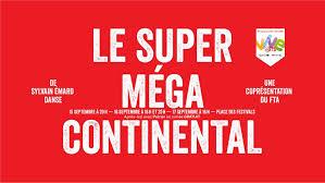 Super Méga Continental | Sylvain Émard Danse