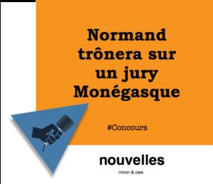 Normand Miron trônera sur le jury des WLA | miron & cies