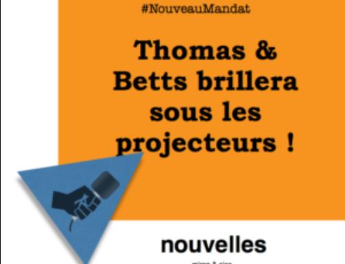 Nouveau mandat : Thomas & Betts sous les projecteurs