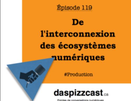 De l'interconnexion des écosystèmes numériques