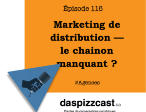 Marketing de distribution — le chainon manquant