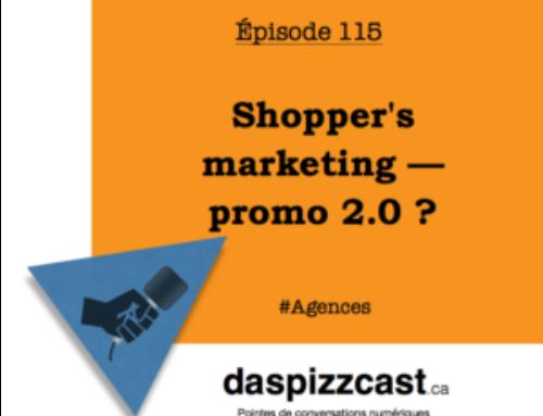 Shoppers marketing — promo 2.0 ?