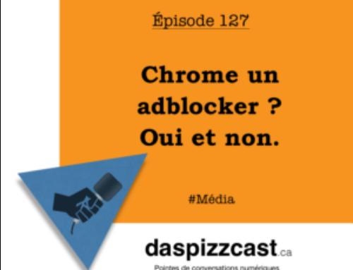 Chrome un adblocker ? Oui et non.
