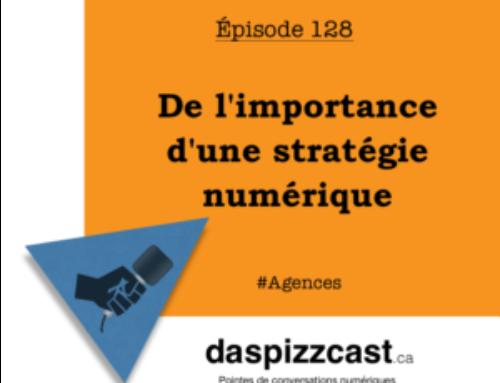 De l'importance d'une stratégie numérique