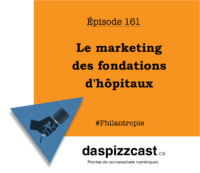 Le marketing des fondations d'hôpitaux